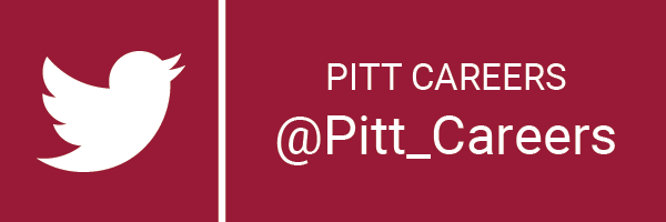 icon for pitt careers twitter